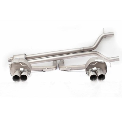 Remus Titanium Cat Back Exhaust