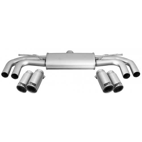 Remus A3 8V Axle Back Exhaust
