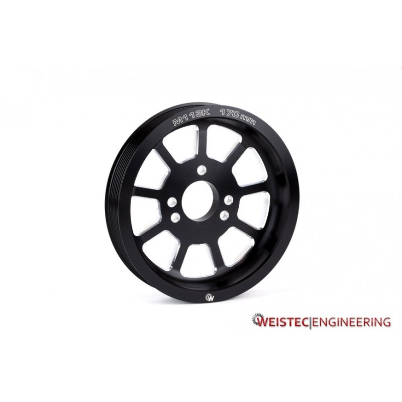 Weistec M113K Power Package 2 for Mercedes Benz 2004 E55 AMG