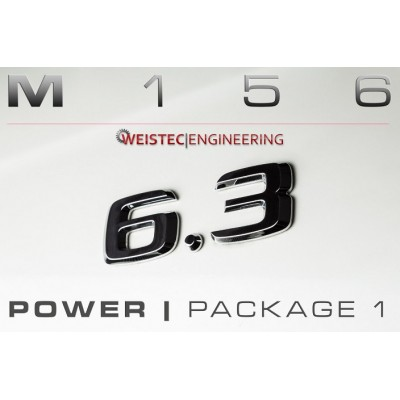 Weistec M156 6.3L Power Package 1