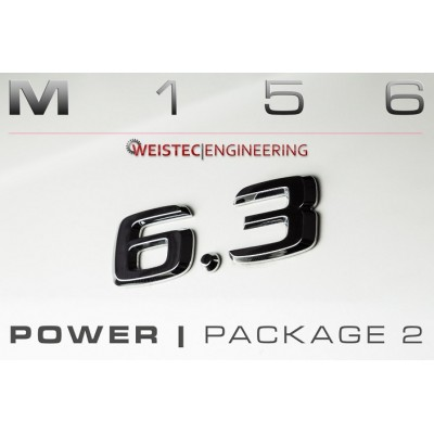 Weistec M156 6.3L Power Package 2