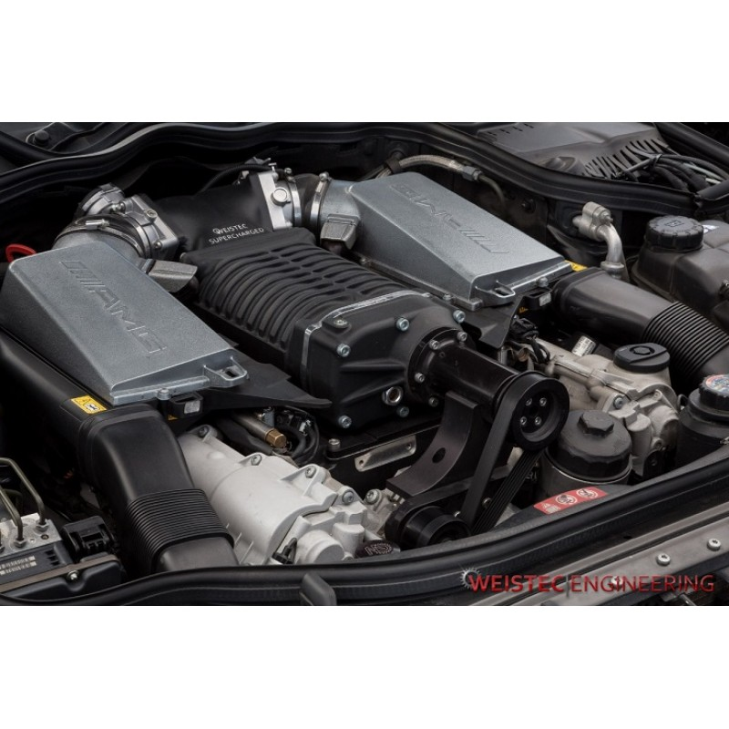 Weistec Stage 2 M156 Supercharger System CLS63