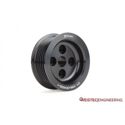 Weistec Stage 1 To Stage 2 Supercharger Upgrade M156