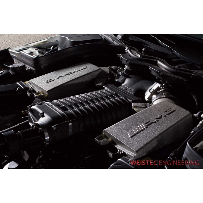 Weistec Stage 3 M156 Supercharger System CLS63