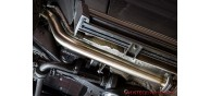 Weistec M157 Downpipes And Exhaust G63