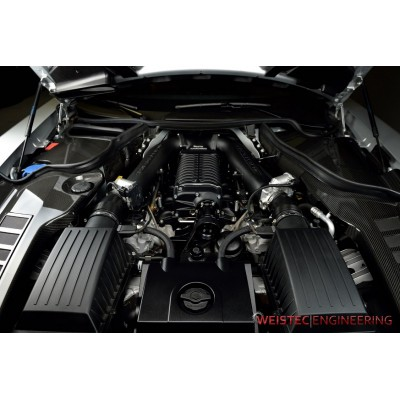 Weistec SLS 825 Supercharger System