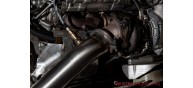 Weistec M275 Downpipes And Exhaust