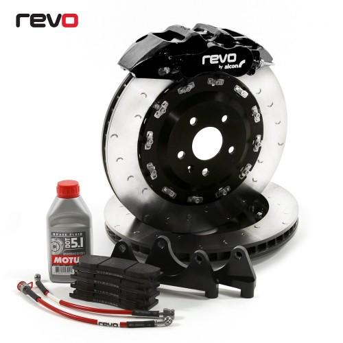 Revo 355 x 32mm Mono6 Big Brake Kit by Alcon