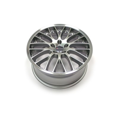 Hartmann - Euromesh 3 Replicas - Gloss Silver Finish