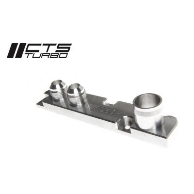CTS Turbo Valve Cover Breather Adapter for 2.0T FSI