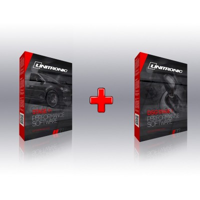 Unitronic Stage 1+ ECU & DSG Stage 1 Software Combo for 2.0TFSI