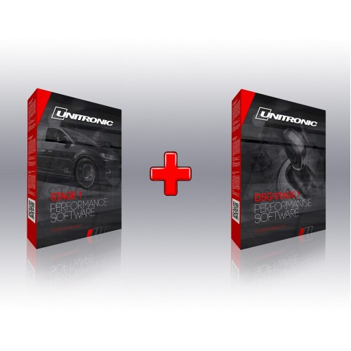 Unitronic Stage 1 ECU & DSG Stage 1 Software Combo for 2.0TFSI