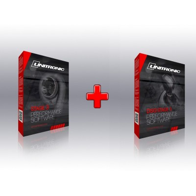 Unitronic Stage 3 ECU & DSG Stage 3 Software Combo for 2.0TFSI