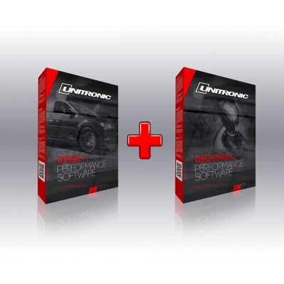 Unitronic Stage 1+ E60-E85 ECU & DSG Stage 2 Software for RS3/TTRS