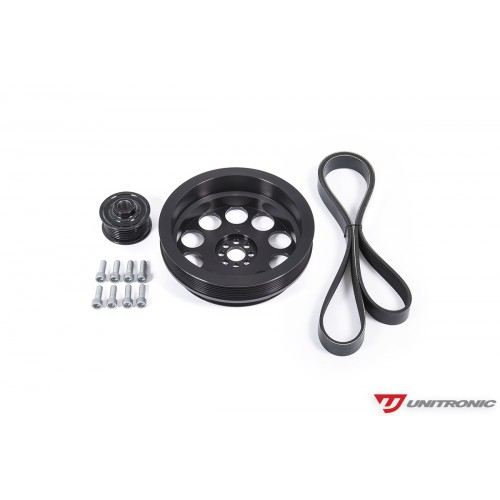 Unitronic 3.0T Dual Pulley Upgrade kit