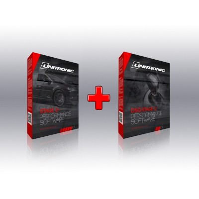 Unitronic Stage 2+ ECU & DSG Stage 2 Software for DL501 4.0TFSI