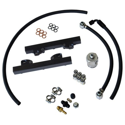 034 Motorsport 2.7T Drop In Fuel Rail Kit