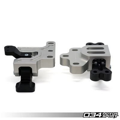 034 Motorsport Billet Motor Mount Pair