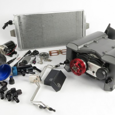 Addict Motorsport Design TVS 1900 Supercharger Kit for RS4