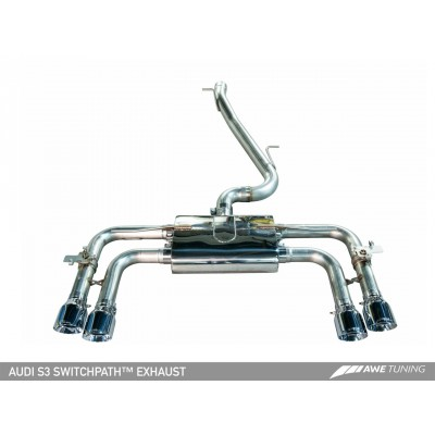 AWE Tuning SwitchPath Cat Back Exhaust