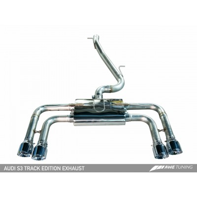 AWE Tuning Track Edition Cat Back Exhaust