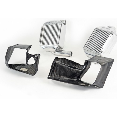AWE Tuning 2.7T Side Mount Intercooler Kit