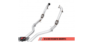 AWE Tuning Track Exhaust for B9 S4