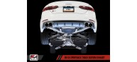 AWE Tuning Sportback Track Edition Exhaust
