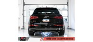 AWE Touring Edition Exhaust for B9 SQ5