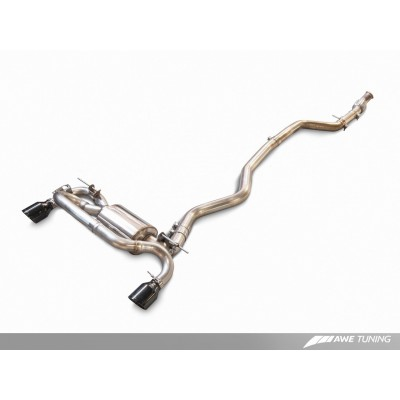AWE Tuning BMW F22 M235i Touring Edition Exhaust