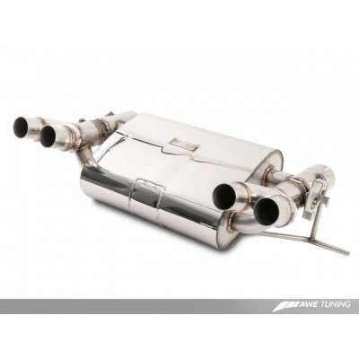 AWE Tuning F8X SwitchPath Exhaust (90mm)