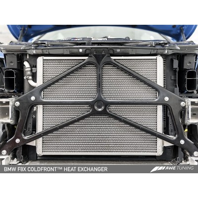 AWE Tuning F8X ColdFront Heat Exchanger