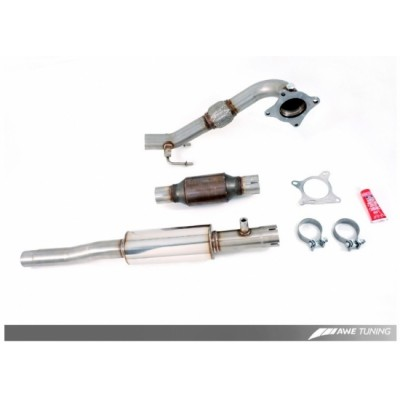 AWE Tuning 2.0T Performance Downpipe