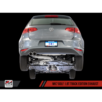 AWE Tuning 1.8T Track Edition Exhaust