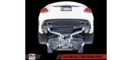 AWE Tuning Sedan Track Edition Exhaust System