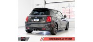 AWE Tuning Track Exhaust System for F56