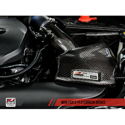AWE Tuning MINI F5X S-FLO Carbon Intake