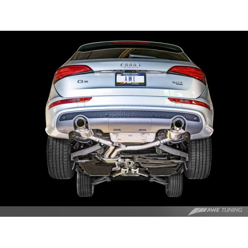 AWE Tuning 3.0T Touring Edition Exhaust