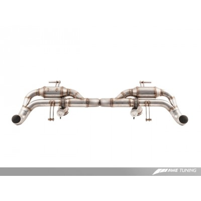 AWE Tuning V10 Coupe SwitchPath Exhaust  (14+)