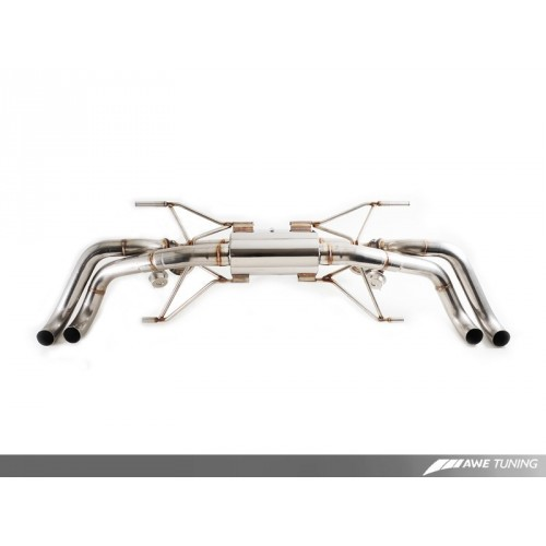 AWE Tuning SwitchPath Exhaust for Audi R8 4.2L