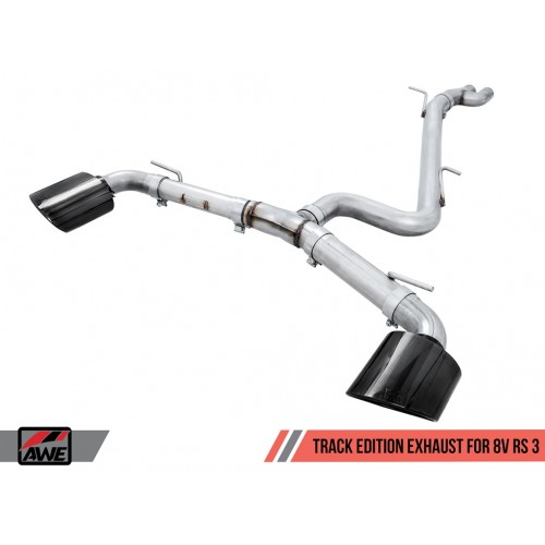 AWE Tuning Track Exhaust for RS3