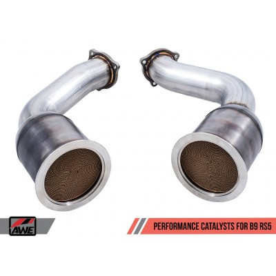 AWE Tuning Performance Catalysts for B9 RS5