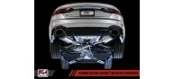 AWE Tuning Touring Exhaust for B9 RS5