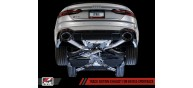 AWE Tuning Track Exhaust for B9 RS5