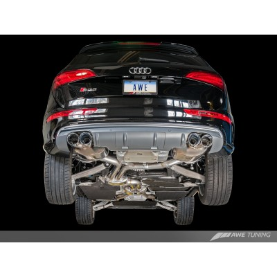 AWE Tuning SQ5 Touring Edition Exhaust
