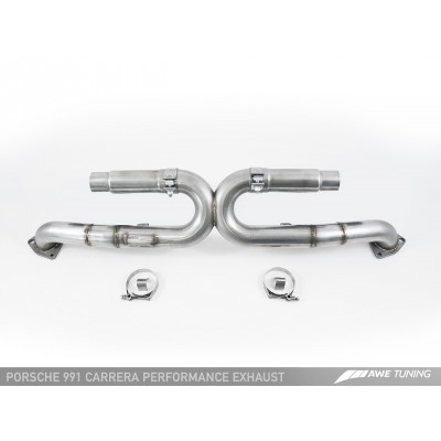 AWE Tuning 991 Carrera Exhaust