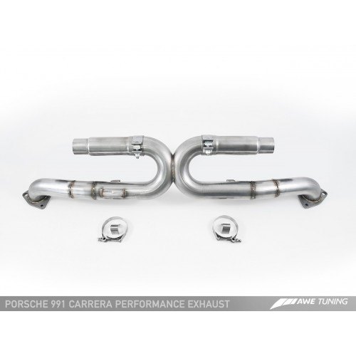AWE Tuning Exhaust for 991