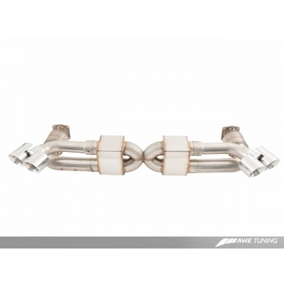 AWE Tuning 991 Turbo Performance Exhaust