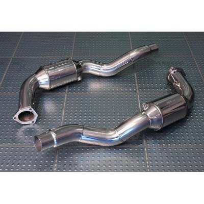 AWE Tuning 997/997S Hi-Flow Cat Sections