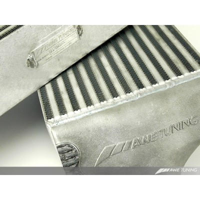 AWE Tuning Porsche 997.2TT Performance Intercoolers
